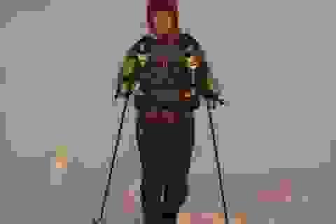 Thanh Vũ với hành trình vượt qua 224km lạnh giá ở Bắc Cực