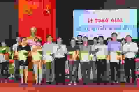 PV báo Dân trí đoạt 2 giải tại cuộc thi Báo chí viết về ATGT tỉnh Nghệ An