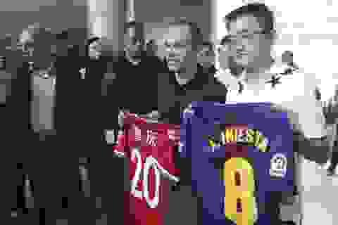 Andres Iniesta tìm được bến đỗ mới, nhận lương siêu khủng