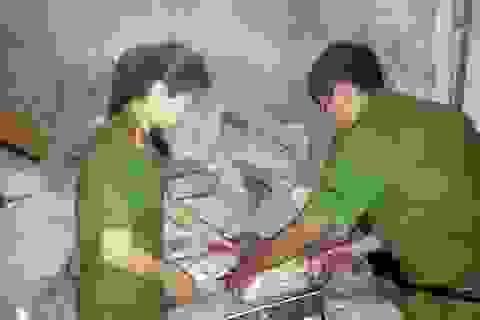 Kiểm tra kho đông lạnh phát hiện gần 5 tấn thực phẩm không giấy tờ