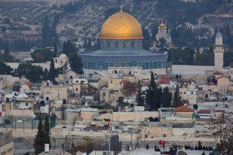"""Israel """"nóng mặt"""" vì Paraguay muốn chuyển đại sứ quán khỏi Jerusalem"""