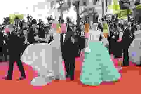Phạm Băng Băng đẹp như búp bê trên thảm đỏ Cannes 2018
