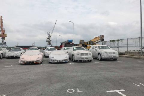 Hé lộ nguyên nhân lô xe trăm tỷ cố thủ tại cảng Hải Phòng