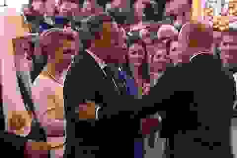 Vị khách đặc biệt trong lễ nhậm chức của ông Putin