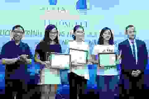 Á khôi và Top 5 Hoa khôi Sinh viên giành học bổng 130 triệu đồng đi Israel