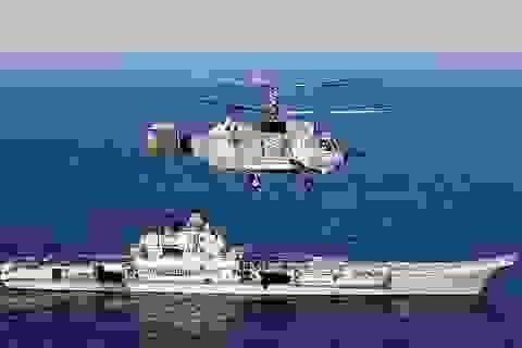 Dàn tàu chiến hùng hậu của Hạm đội phương Bắc Nga
