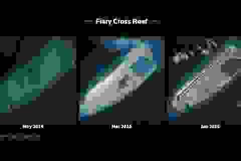 Nguy cơ lớn từ tham vọng khống chế Biển Đông của Trung Quốc