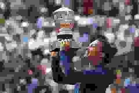 """Roland Garros: Halep lần đầu đăng quang """"ngôi vị nữ hoàng"""""""