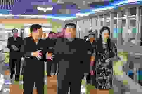 Ông Kim Jong-un thị sát nhà hàng hải sản trước thềm thượng đỉnh Mỹ -Triều
