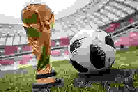 """VTV: """"Vi phạm bản quyền, World Cup 2018 có thể bị dừng phát"""""""