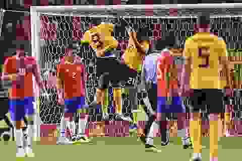 """Bỉ 4-1 Costa Rica: """"Quỷ đỏ"""" phô diễn sức mạnh"""