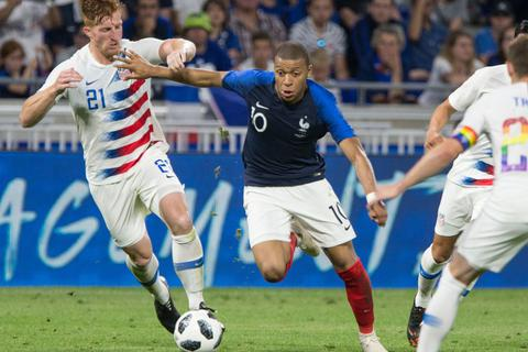 """Bảng C World Cup 2018: Pháp ở thế """"cửa trên"""""""