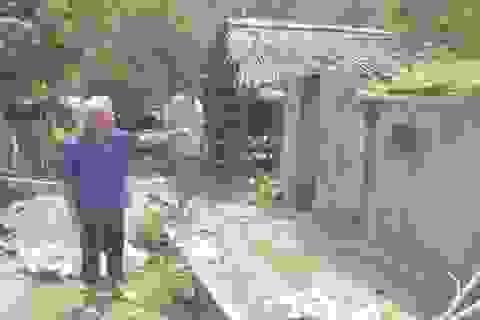 Hàng trăm công trình nước sạch tiền tỷ bỏ hoang tại các huyện miền núi
