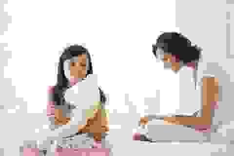 Thiết bị công nghệ làm gãy đổ tình cảm cha mẹ và con