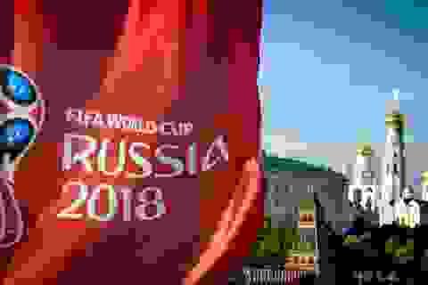 Chuyện hậu trường của việc mua bản quyền World Cup 2018