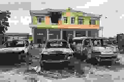 Vụ gây rối tại Bình Thuận: Khởi tố vụ án để điều tra