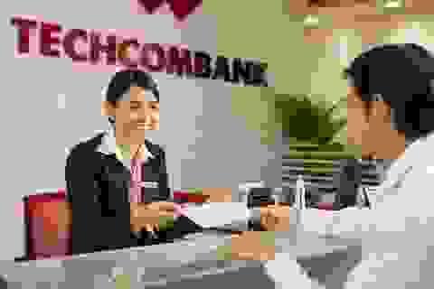 Techcombank sẽ chia cổ phiếu thưởng ở mức 1: 2