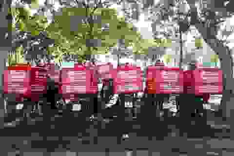 """Miễn phí giao hàng tại Hà Nội và TP.HCM khi cài ứng dụng CityExpress và nhập mã """"FREE""""!"""