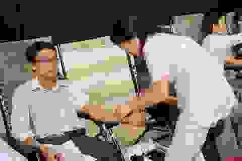 """""""Chừng nào còn sức khỏe thì tôi sẽ còn hiến máu cứu người"""""""