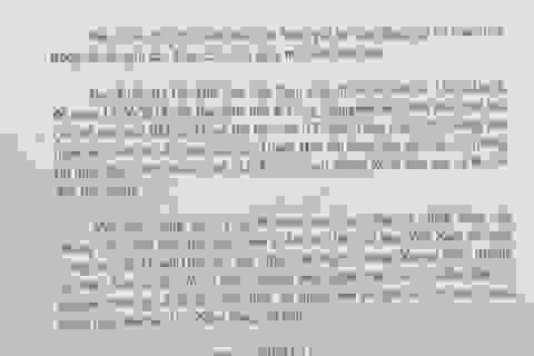 Hội Nhà báo Việt Nam đề nghị khẩn trương điều tra, làm rõ vụ nhà báo bị dọa giết