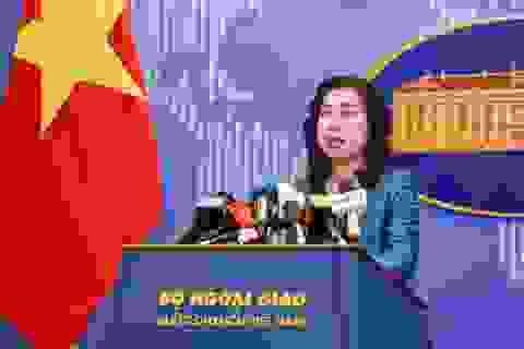 Không có công dân Trung Quốc thương vong trong các vụ gây rối vừa qua