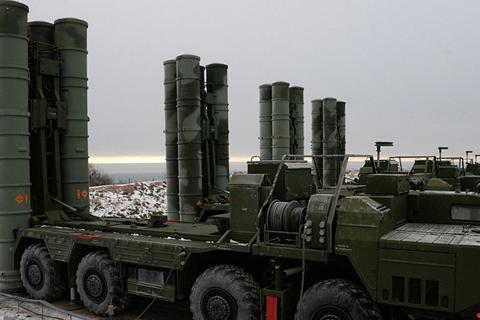 """Thổ Nhĩ Kỳ """"đánh tiếng"""" muốn hợp tác sản xuất S-500 với Nga"""