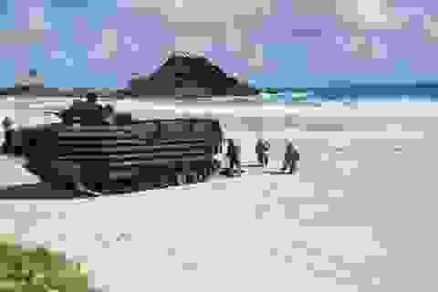 Người phát ngôn lên tiếng việc Mỹ mời Việt Nam tập trận hải quân lớn nhất thế giới