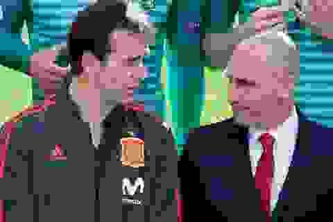 Vén màn bí mật vụ Tây Ban Nha sa thải HLV Lopetegui