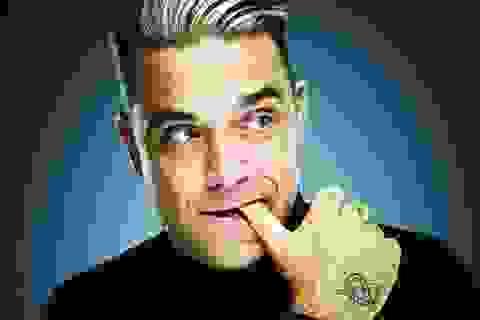 """Truyền hình Mỹ lên tiếng xin lỗi vì hành động """"ngón tay thối"""" của Robbie Williams"""
