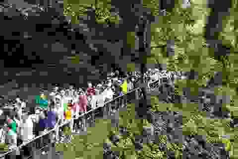 Quảng Bình: Gần nửa triệu lượt khách đến Phong Nha – Kẻ Bàng trong 6 tháng đầu năm