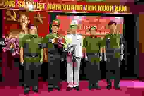 Bổ nhiệm tân Cục trưởng Cục Cảnh sát Hình sự - Bộ Công an