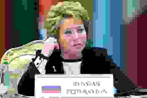 Nga nói sẵn sàng quay lại G8 nếu được mời