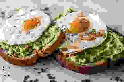 """Những món ngon hấp dẫn từ """"siêu thực phẩm"""" - quả bơ"""