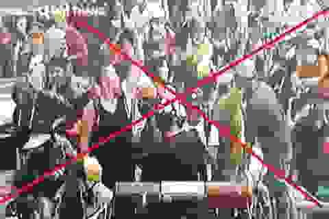 Công an TPHCM khuyến cáo người dân không nghe kích động, xuống đường gây rối