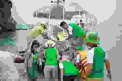 Hành động vì Hạ Long xanh: Hướng tới Du lịch không rác