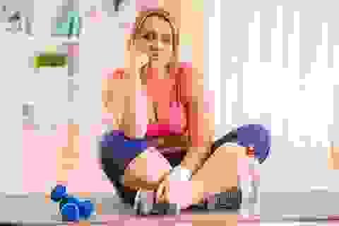Xóa tan 4 lý do khiến bạn ngại tập thể dục