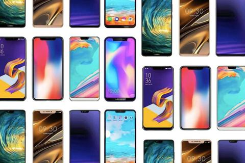 Những smartphone dễ gây nhầm lẫn vì quá giống iPhone X