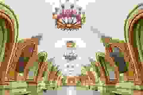 """Nga tự hào với """"cung điện ngầm"""" lộng lẫy nguy nga dưới lòng đất"""