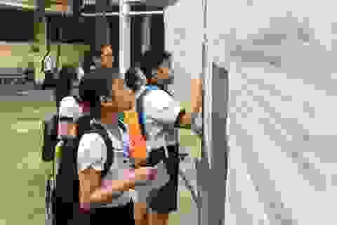 Điểm trúng tuyển vào lớp 6 trường chuyên Trần Đại Nghĩa