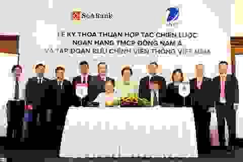 SeABank và VNPT ký kết hợp tác chiến lược, toàn diện