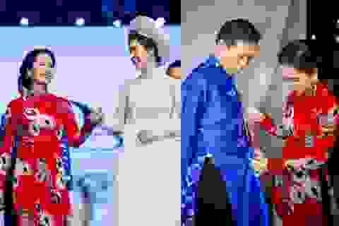 """""""Mẹ chồng"""" Lan Hương khoe """"con dâu"""" mới, kể thời đói khổ ngày đầu lấy chồng"""