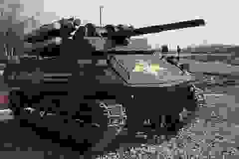 Robot chiến đấu của Nga gây thất vọng tại Syria
