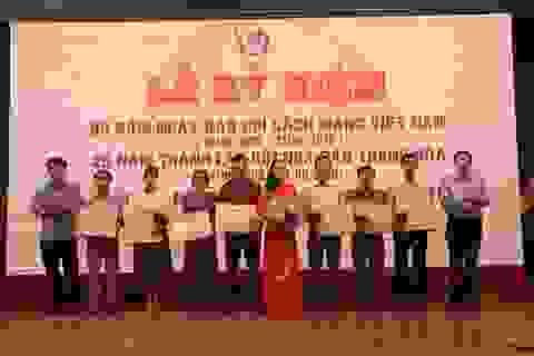 Báo Dân trí đoạt 2 giải B giải Báo chí Trần Mai Ninh