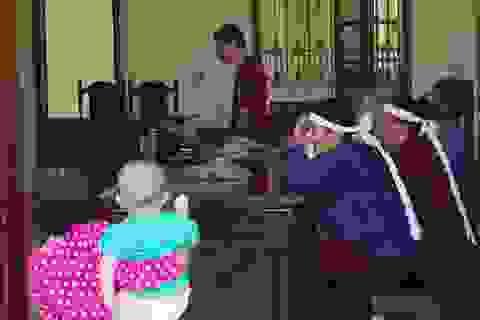 Nhát dao oan nghiệt và tương lai mờ mịt của ba đứa trẻ