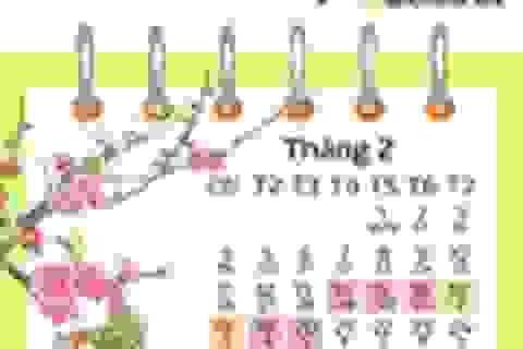 Chính thức trình đề xuất lịch nghỉ Tết Kỷ Hợi dài 9 ngày