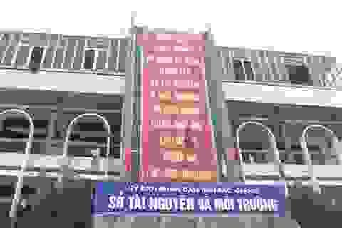 """Bắc Giang: """"Be bét"""" sai phạm, doanh nghiệp bị """"tuýt còi"""" buộc tạm dừng hoạt động!"""