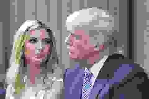 """Con gái Tổng thống Trump muốn """"gỡ rối"""" chính sách chia tách gia đình nhập cư"""