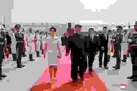 Triều Tiên bất ngờ công bố hình ảnh ông Kim Jong-un thăm Trung Quốc