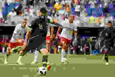 Đan Mạch 1-1 Australia: Bất phân thắng bại