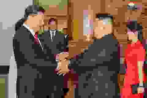 Thông điệp gửi Mỹ sau chuyến đi của ông Kim Jong-un tới Trung Quốc